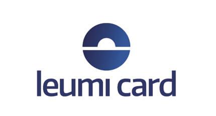 leumi-card logo